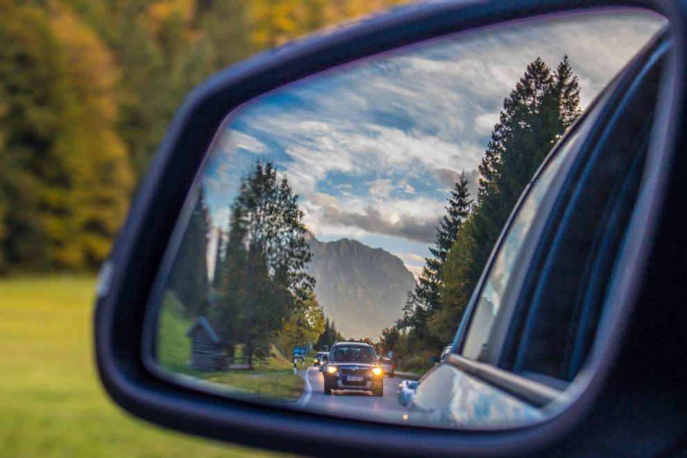 Evite o ponto cego em seu espelho retrovisor - Blog da Jocar