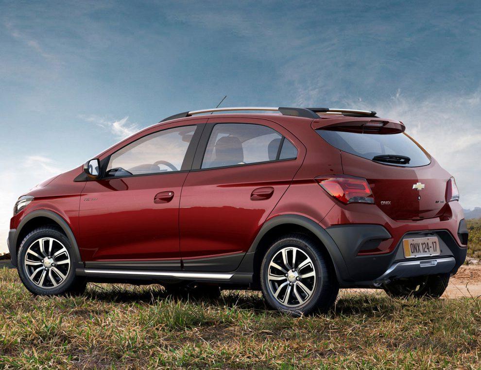 Chevrolet Onix Activ Passa A Ser Vendido No Peru Por R 60 Mil