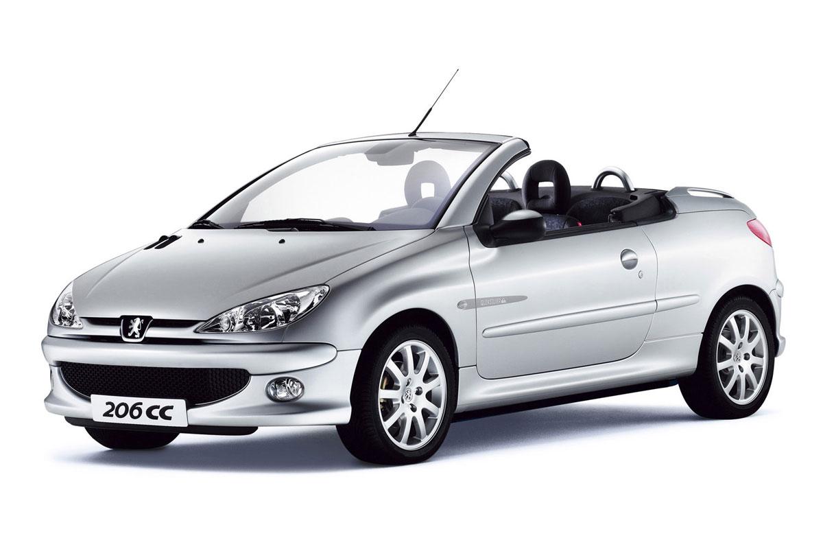 Peugeot 206 Cc Divulgacao Blog Da Jocar