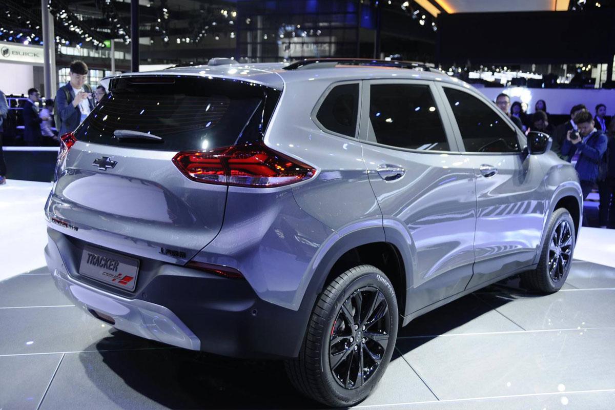 Chevrolet revela os novos Tracker e TrailBlazer - Blog da ...