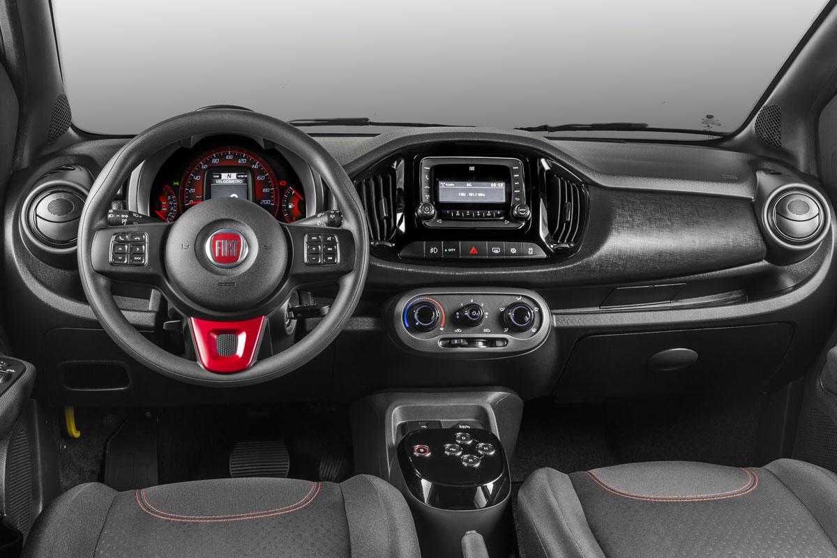 Fiat Uno Sporting Divulgacao Blog Da Jocar