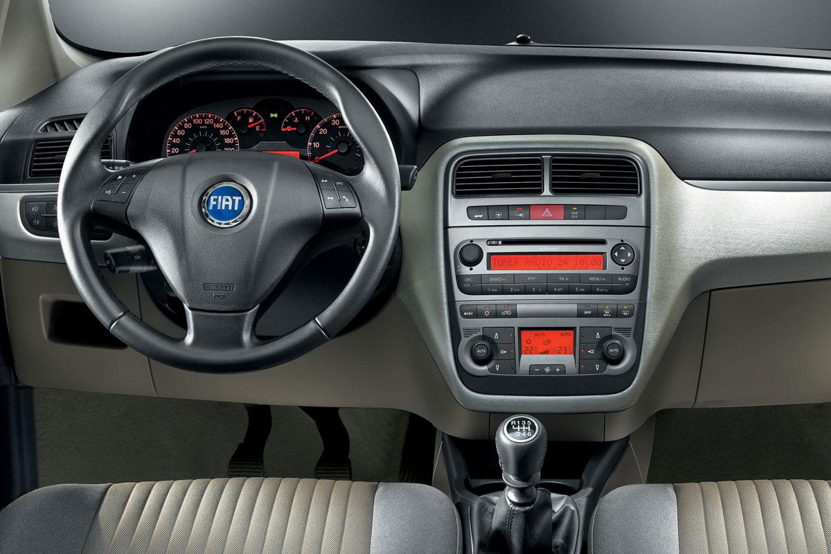 Fiat Punto (divulgação)