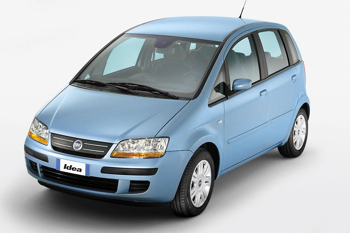 Fiat Idea (divulgação)
